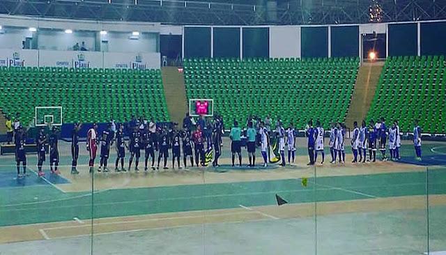 Horizonte Futsal vence o Krac EC (PI) e chega na final da Copa do Nordeste.