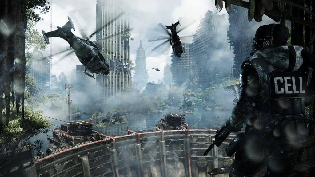 Crysis 3 PC Full Español