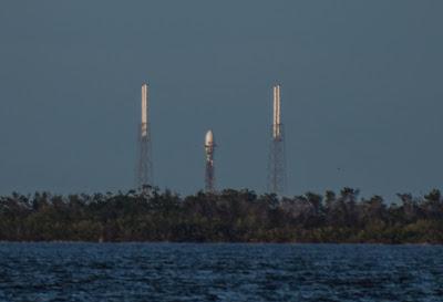 Falcon 9 Zuma
