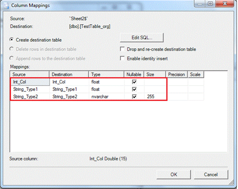 Connect SQL: SQL Server: How to Avoid Data Loss During