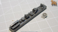 Hawker Hurricane MkIIc, 1/32 Fly models 32012 -  inbox review - resin parts