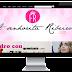 Layout blog A senhorita Ribeiro
