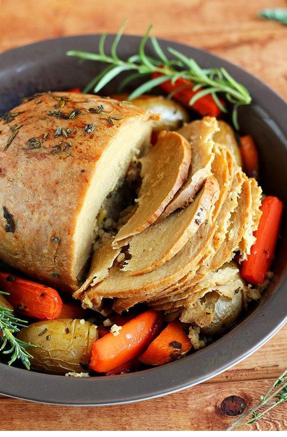 How To Cook A Tofurky Roast