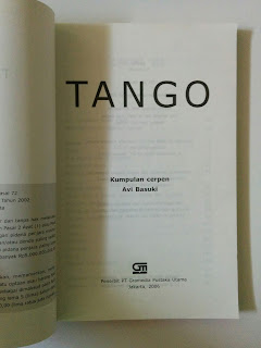 Tango (Kumpulan Cerpen Avi Basuki)
