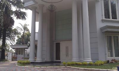 Jual Rumah Jalan Sekolah Duta Raya, Pondok Indah. Luas 763 m2