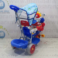 Family Robot Sepeda Roda Tiga
