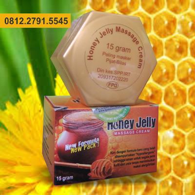 Krim-Wajah-Honey-Jelly-Massage-Cream-Original