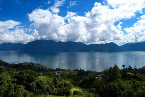 Danau Maninjau Padang Bukittinggi