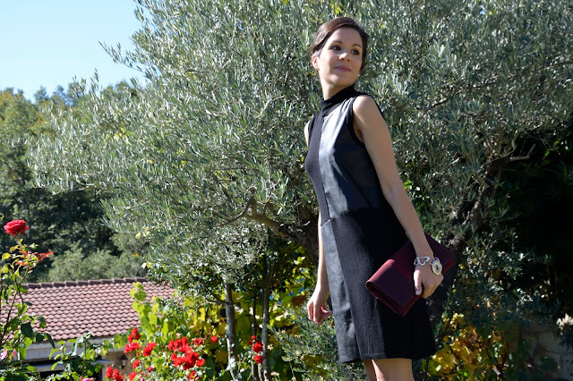 black-dress-look-burgundy-stilettos-look-fashion-blogger-trends-gallery
