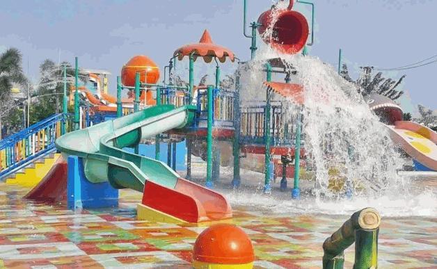 wisata cirebon Jempol Waterpark