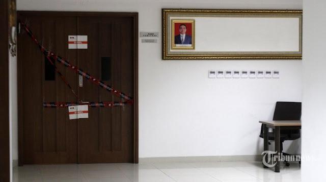KPK Ditangkap Edy di Hotel Dengan Uang Diduga Untuk Suap