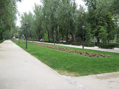 Parque del retiro Madrid. Lugares Sorprendentes