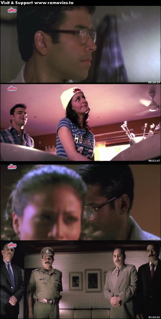 Gayab 2004 Hindi 720p HDRip 950mb