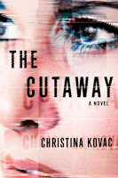 The Cutaway by Christina Kovac book cover and review