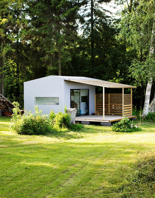 Hogares frescos mini casa moderna prefabricada por jonas for Casa moderna 44 belvedere