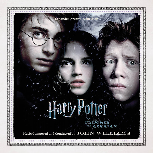 HARRY POTTER AND THE PRISONER OF AZKABAN expanded soundtrack