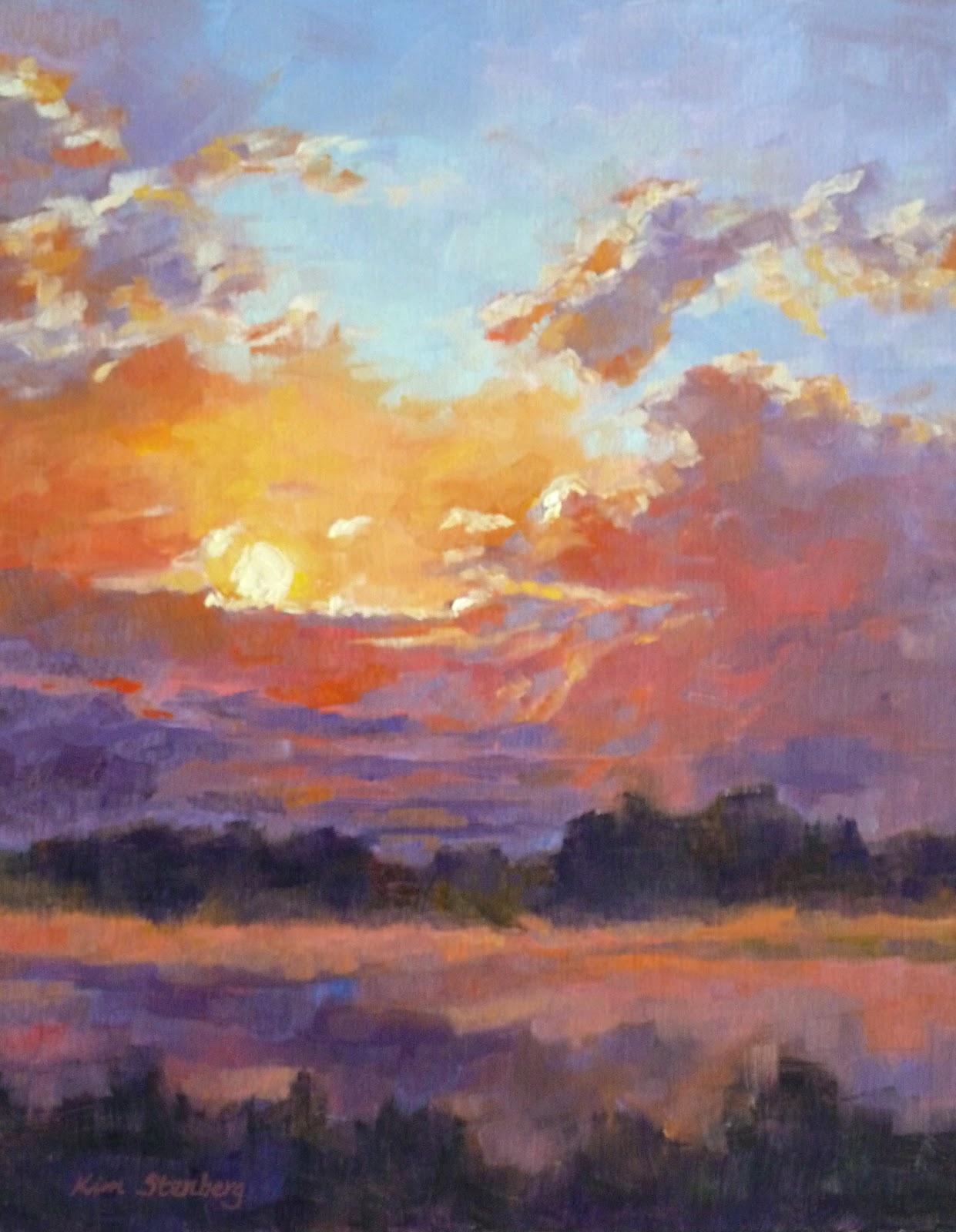 Kim Stenberg's Painting Journal: December 2012