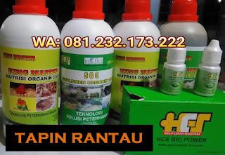 Jual SOC HCS, KINGMASTER, BIOPOWER Siap Kirim Tapin Rantau