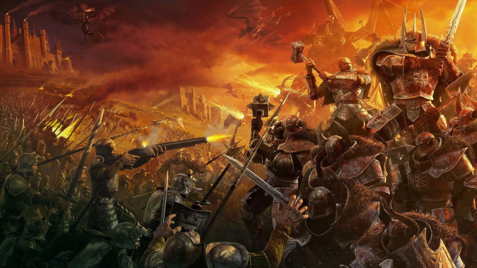 Age Of Empires Wallpapers The Best Place To Enjoy Your Lovely Desktop