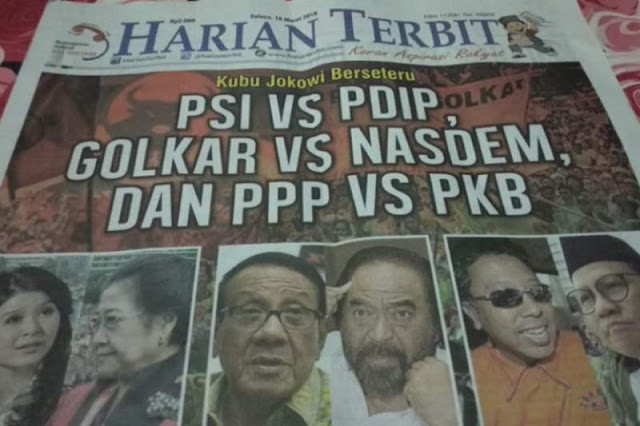 Ferdinand Sebut Partai Pendukung Jokowi Cakar-cakaran, Teriak Pancasila Cuma Kamuflase