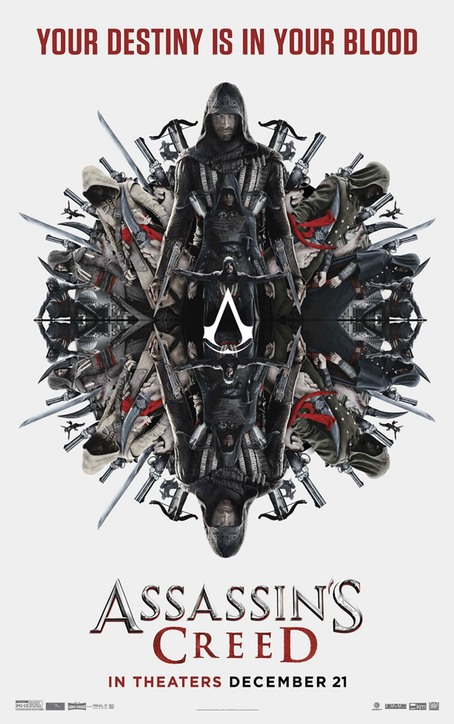 Assassin's Creed cine