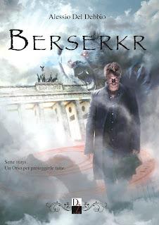 copertina Berserkr di Alessio Del Debbio