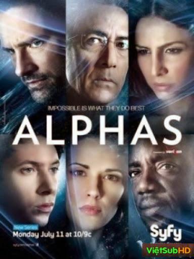 Biệt Đội Alphas Phần 1