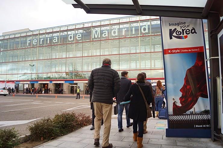 FITUR Spain Travel Fair 2015!!(KOREA E TOUR)