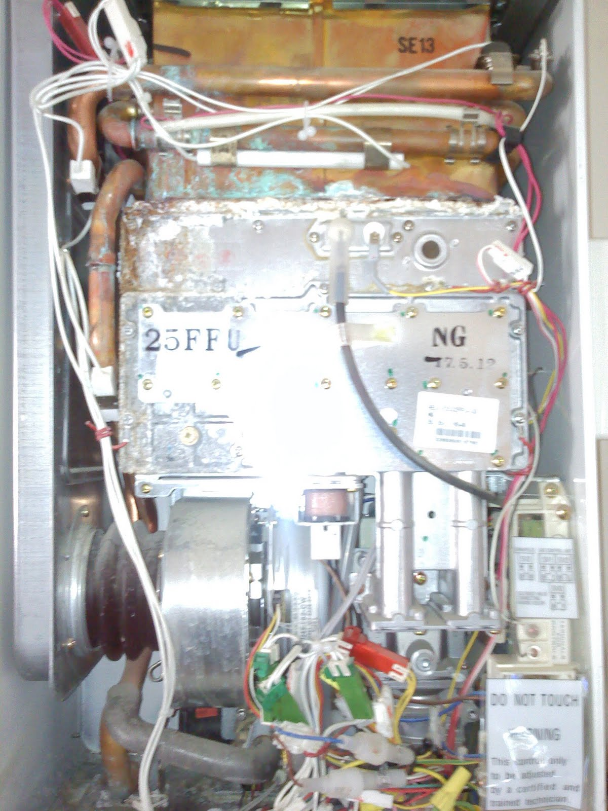 Rinnai Tankless Water Heater Parts List