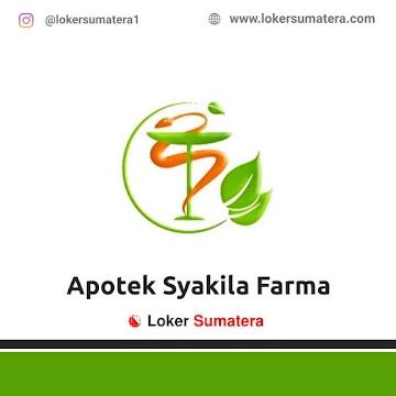 Lowongan Kerja Bengkulu: Apotek Syakila Farma Mei 2021