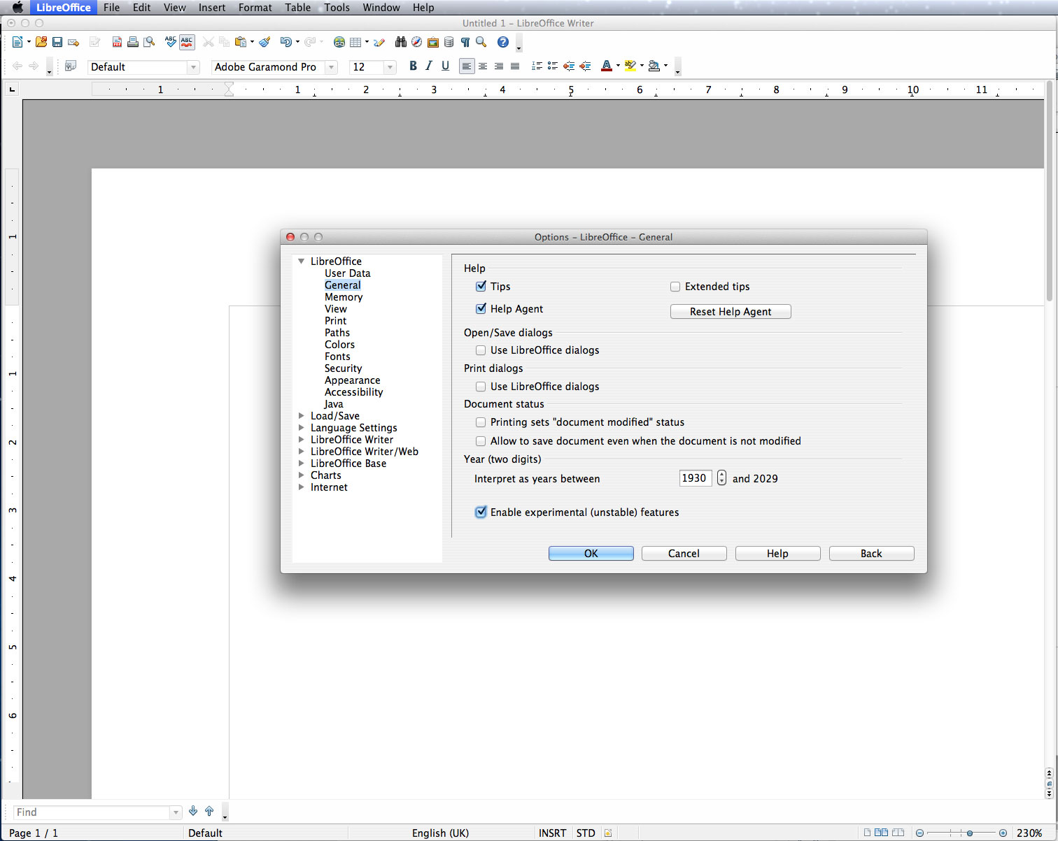How to enable the Record Macro option in LibreOffice | sketchyTech