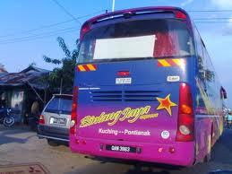 Bis Pontianak - Kuching