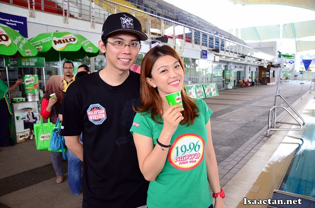 MILO Fuel For Champions Launch
