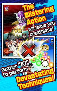 DRAGON BALL Z DOKKAN BATTLE Apk v2.13.2 Mod