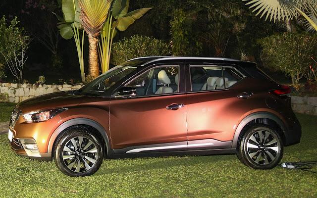 Nissan Kicks SL CVT (Automático) 2018
