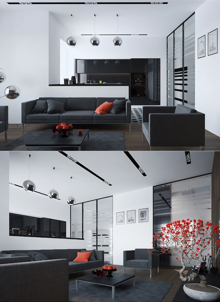 black-and-red-design