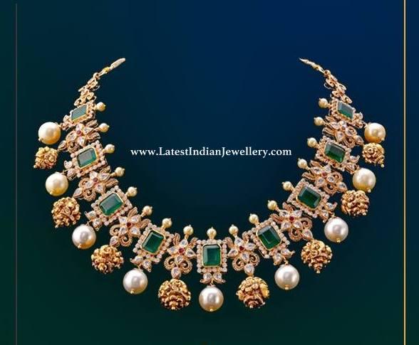 Pachi Swarovski Necklace