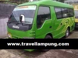 Travel Kebon Kelapa  Gambir Ke Lampung