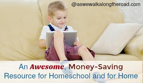 Money-saving homeschool resource