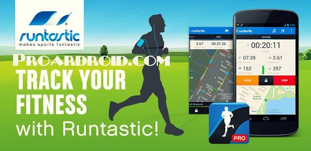 تطبيق اللياقه البدنيه Runtastic PRO Running, Fitness v8.11.1 النسخة المدفوعة logo