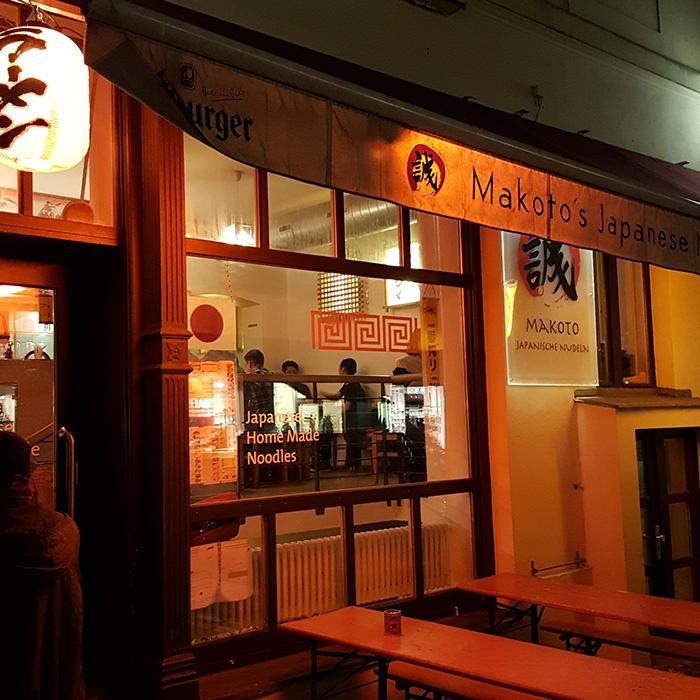 Makoto Berlin, japanisches Restaurant, japanese restaurant