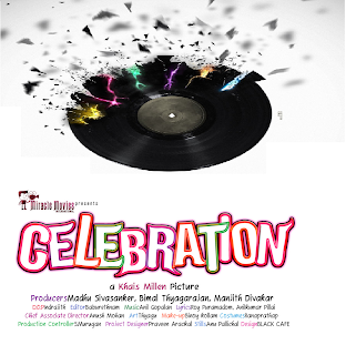 "Malayalam film ""Celebration"" poster"