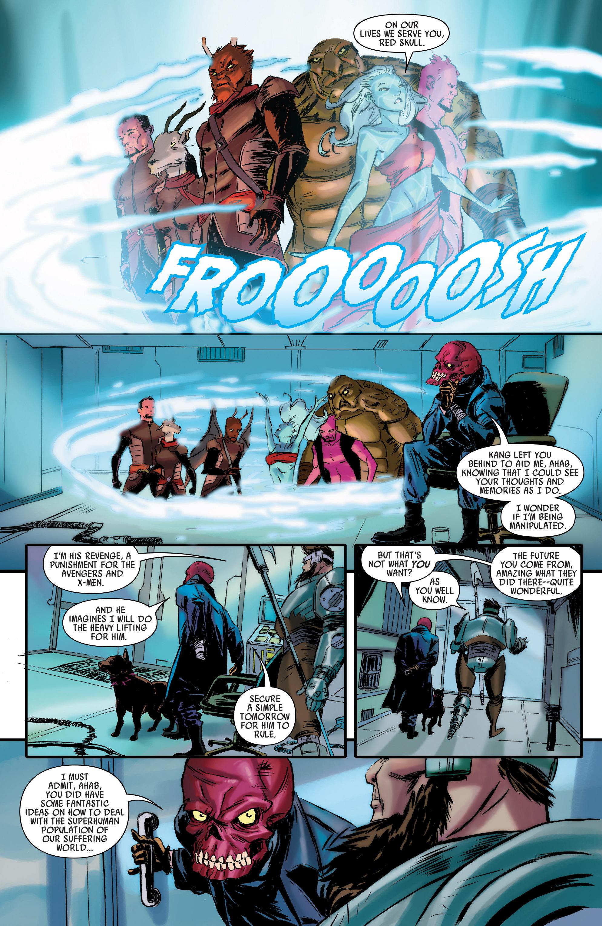 Read online Uncanny Avengers (2012) comic -  Issue #23 - 19