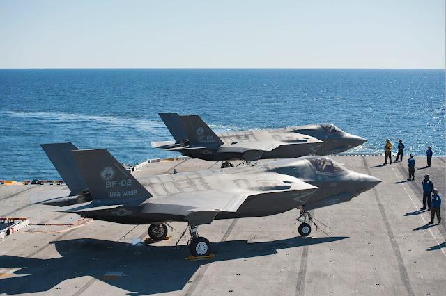 US Marines F-35