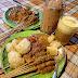 "Kuliner Malam Hari di Bandung ""Sate Padeh Sanak"" Apa Sih ?"