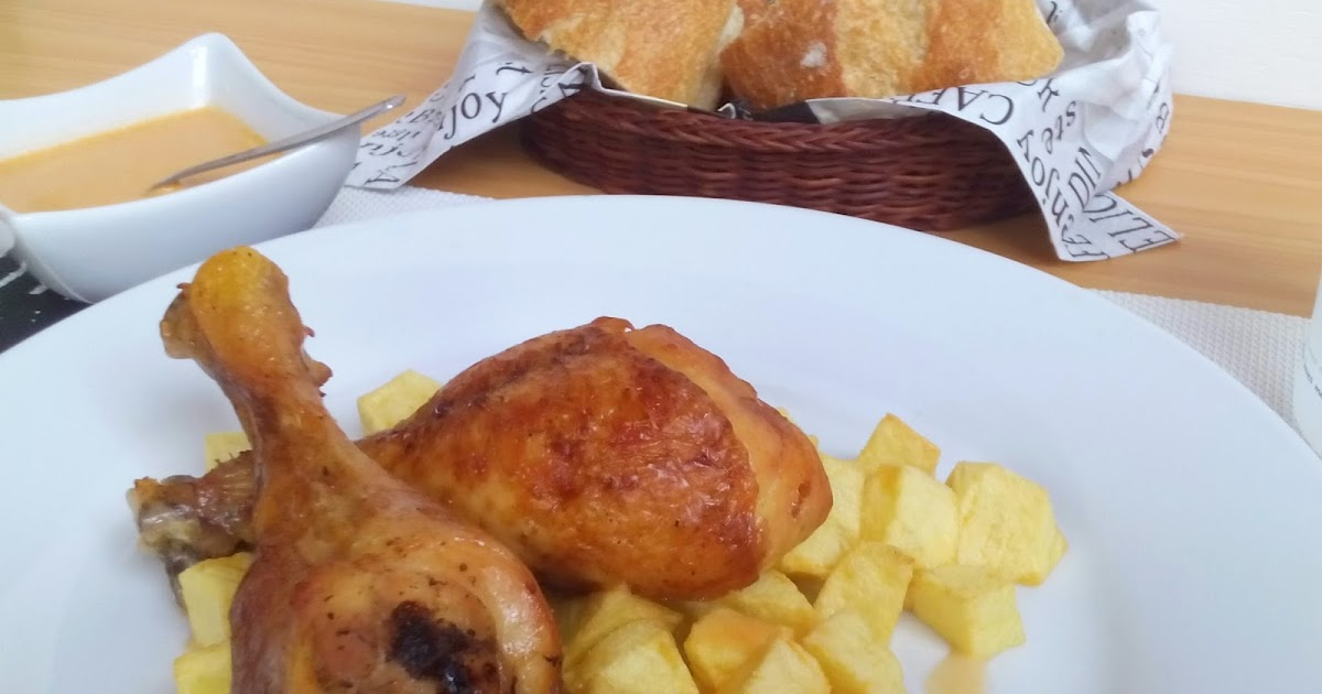Recetas f cil con bela pollo al horno con salsa inglesa - Salsas para el pollo al horno ...