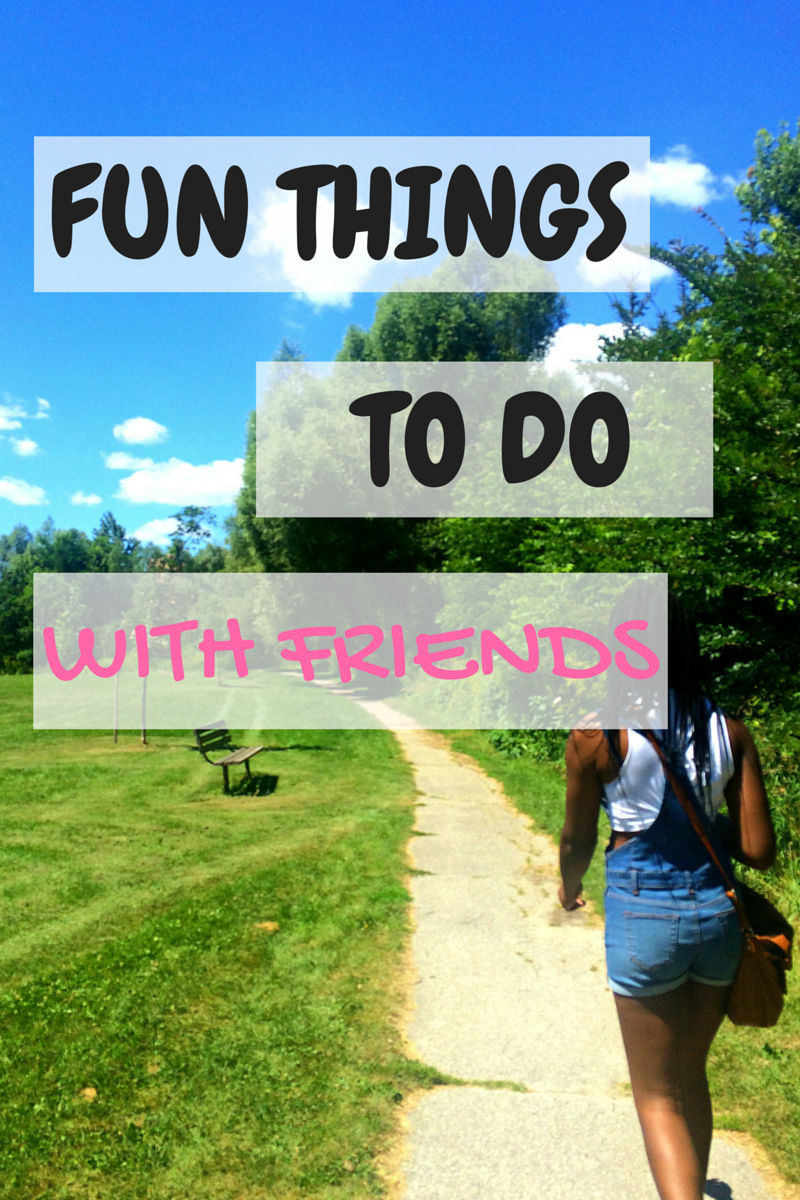 Fun Activities to do with Friends - Le Northern Belle