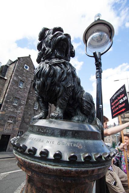 Greyfriars Kirk-Bobby-Edimburgo