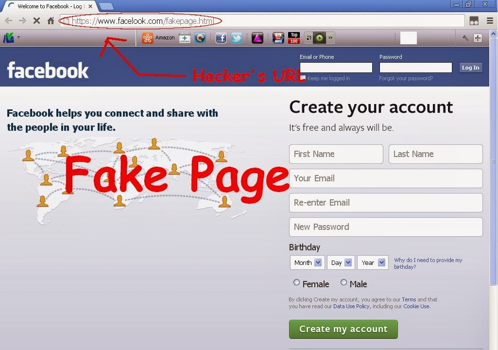 How to hack dating sites account