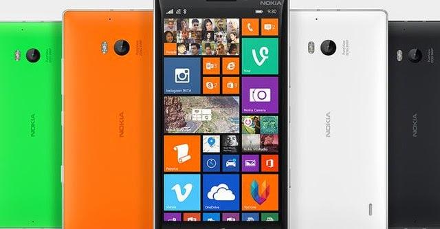 Microsoft Lumia 940 lộ diện